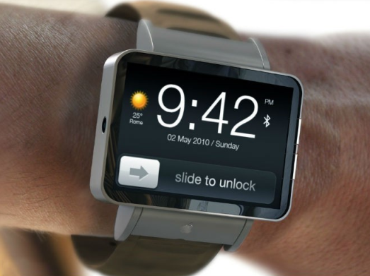El iWatch de Apple y el futuro del reloj inteligente